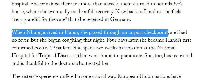 Bệnh nhân Nhung 17 xúc động vì báo nước ngoài đưa tin về mình: Cảm ơn đã làm sáng tỏ câu chuyện của chúng tôi - Hình 3