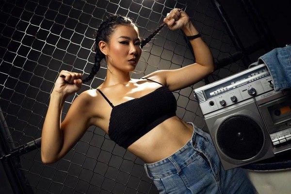 Thanh Hương tiết lộ bí kíp giúp giảm mỡ, tăng cơ hiệu quả khi tập gym - Hình 3