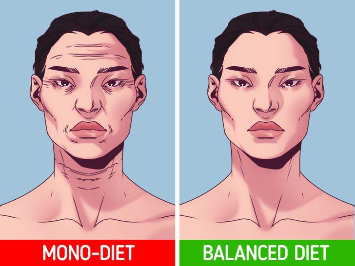 6 nguyên nhân làm tăng nếp nhăn trên da - Hình 5