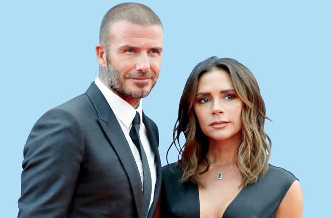 David Beckham dập tắt tin đồn rạn nứt tình cảm với vợ - ảnh 3