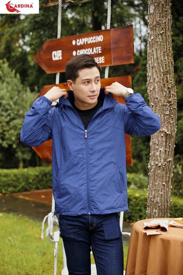 Áo gió nam CARDINA 2020 - sản phẩm không thể chối từ cho mỗi tín đồ thời trang mùa thu - đông - Hình 5