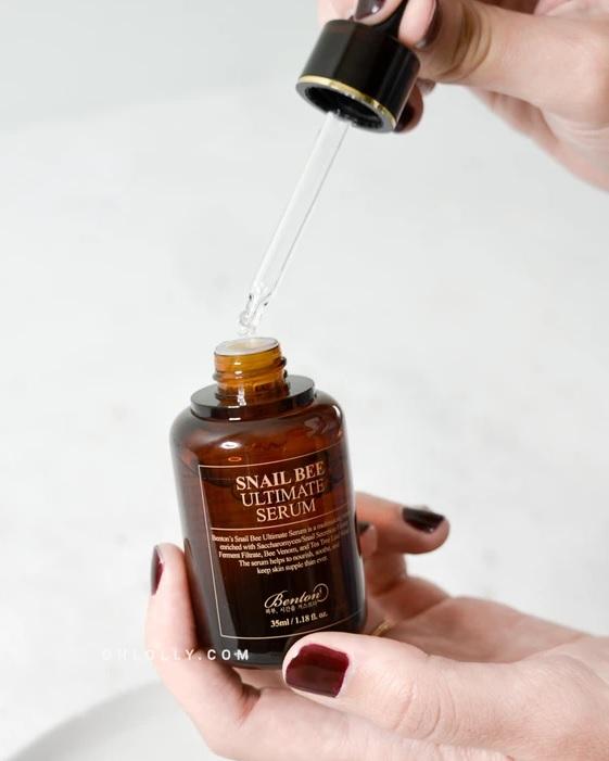 Loại serum vừa cấp ẩm tốt lại còn xử đẹp nếp nhăn lão hóa: Bôi lên hơi dính nhẹ nhưng sáng ngủ dậy da như được hồi xuân - Hình 4