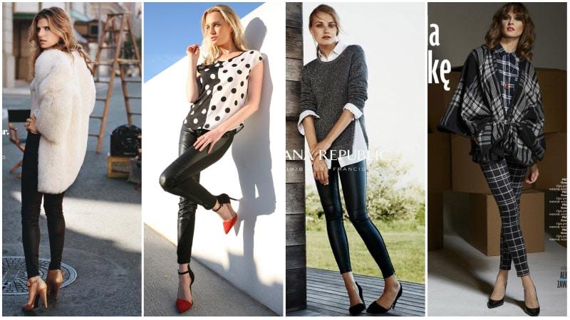 Những đôi giày hoàn hảo cho quần legging - Hình 7