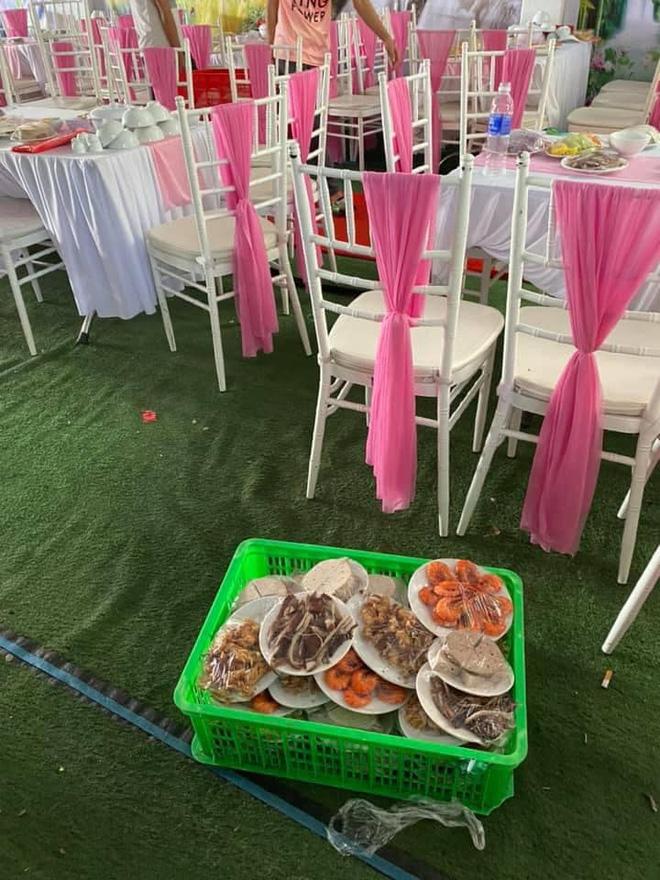 Vụ nhà hàng bị bom 150 mâm cỗ cưới trị giá hơn 200 triệu đồng: Hôm qua cô dâu vẫn đến ăn cơm, hỏi về tình hình cỗ bàn - Hình 6