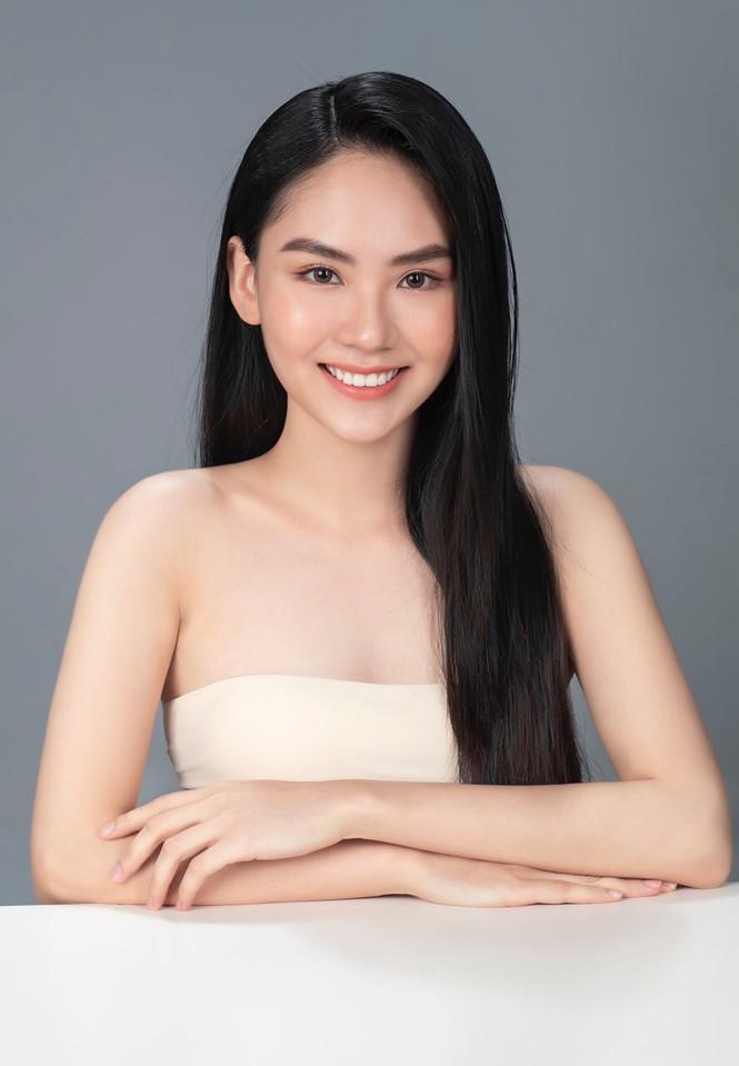 Dung mạo của cô nữ sinh Đồng Nai chưa thi hoa hậu đã được xếp nhất ở đặc điểm này - Hình 1