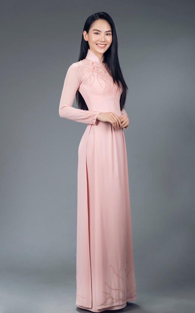 Dung mạo của cô nữ sinh Đồng Nai chưa thi hoa hậu đã được xếp nhất ở đặc điểm này - Hình 2