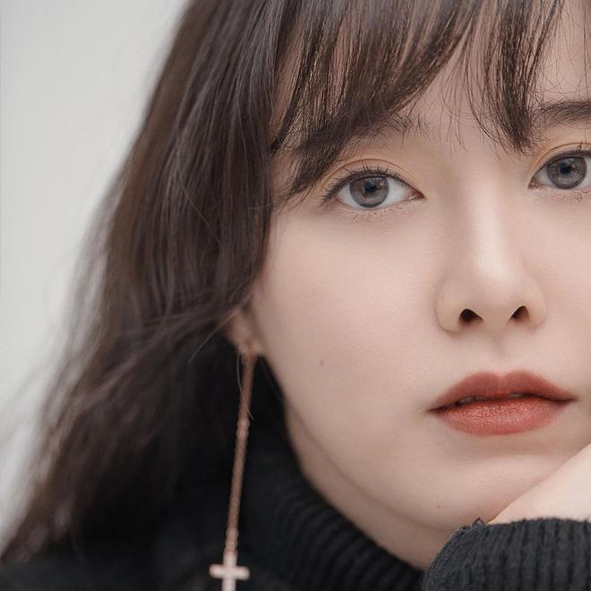 Goo Hye Sun gây sốt với nhan sắc hậu ly hôn: Body lột xác sau khi giảm 14kg, đúng là phụ nữ đẹp nhất khi không thuộc về ai! - Hình 4