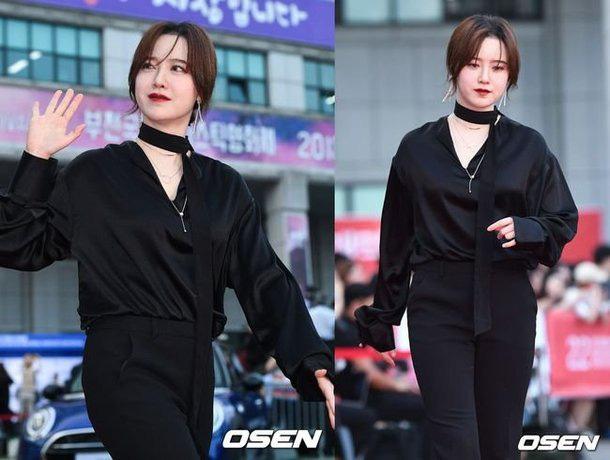 Goo Hye Sun gây sốt với nhan sắc hậu ly hôn: Body lột xác sau khi giảm 14kg, đúng là phụ nữ đẹp nhất khi không thuộc về ai! - Hình 7