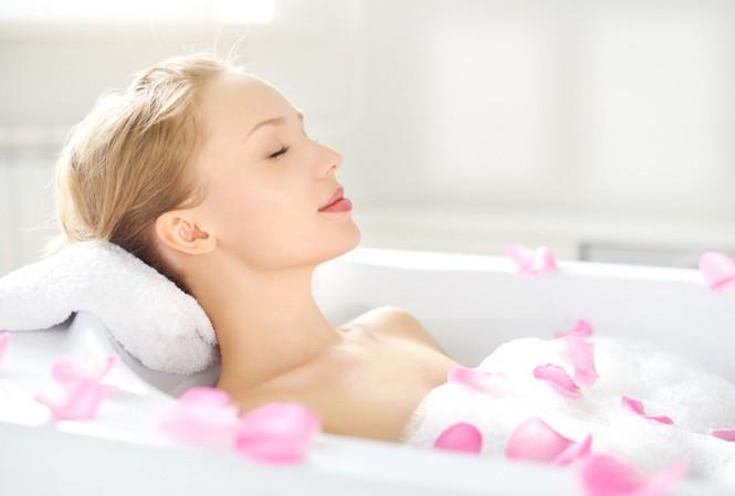 Bí quyết tắm dưỡng da trong mùa đông - Hình 1