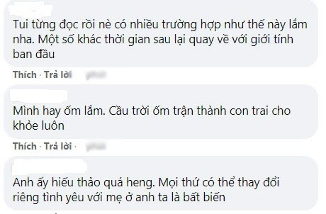 Cư dân mạng xôn xao chuyện người đàn ông ở Lạng Sơn sau cơn ốm nặng bỗng trở thành phụ nữ - Hình 4