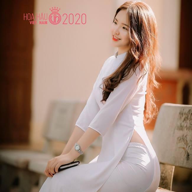 Nữ sinh em chưa 18 Phú Thọ rủ nhau thi hoa hậu: Cứ mặc áo dài là đẹp ngẩn ngơ - Hình 9