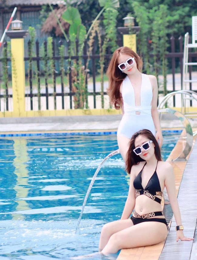 Nữ sinh em chưa 18 Phú Thọ rủ nhau thi hoa hậu: Cứ mặc áo dài là đẹp ngẩn ngơ - Hình 7
