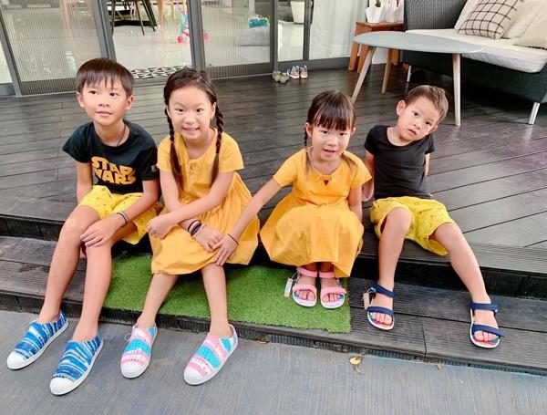 Gia đình Vbiz mặc sành nhất 2020 gọi tên Lý Hải-Minh Hà - Hình 15