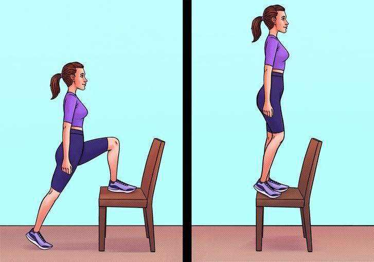 10 động tác thể dục tại nhà hiệu quả như tập gym - Hình 1