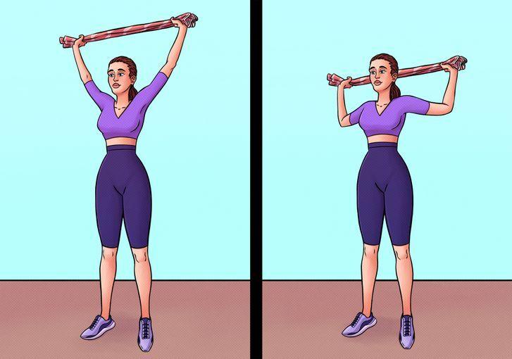 10 động tác thể dục tại nhà hiệu quả như tập gym - Hình 9