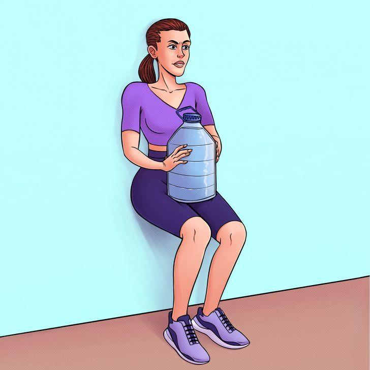 10 động tác thể dục tại nhà hiệu quả như tập gym - Hình 4