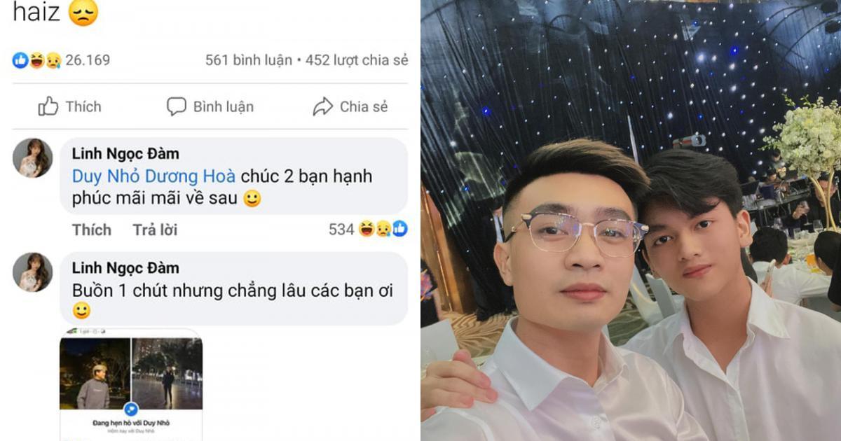 Linh Ngọc Đàm công khai tình cảm với Diệp Anh, Quang Cuốn 'đang hẹn hò' Misthy: Chuyện gì đang xảy ra?