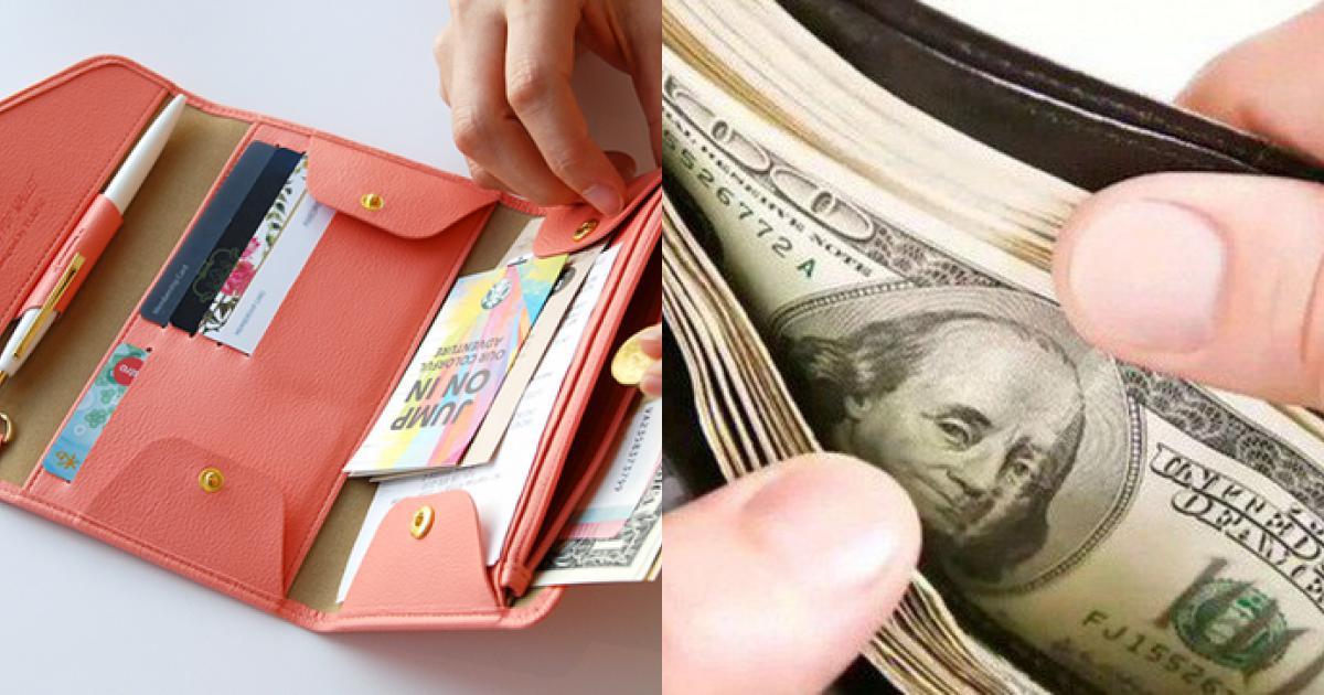 """Muốn tiền bạc lúc nào cũng căng ví đừng quên đặt 5 vật """"yểm trợ"""" này, ví cứ vơi lại đầy"""