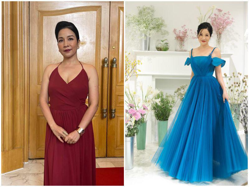 Nhan sắc không đổi sau 23 năm kết hôn, diva Mỹ Linh nhờ chung thủy với đặc sản ngoại hình - Hình 6