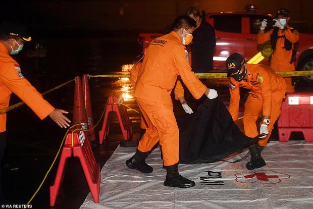 Nữ tiếp viên hàng không Indonesia bật khóc khi biết máy bay sắp rơi - Hình 2