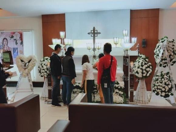 Tiết lộ nơi an nghỉ cuối cùng của Á hậu Phillipines nghi bị cưỡng hiếp tập thể - Hình 3