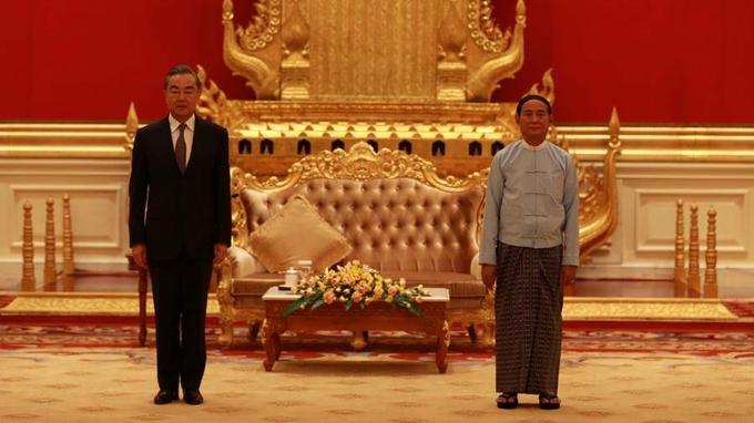 Trung Quốc tặng vaccine Covid-19 cho Myanmar - Hình 1