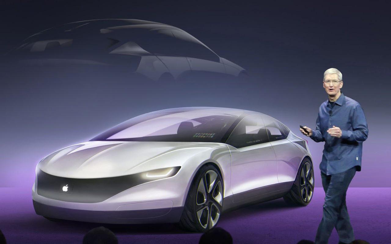 Toyota sẽ lao đao nếu Apple làm xe hơi - Thế giới số - Việt Giải Trí