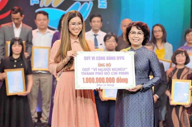 Rich Kid Tiên Nguyễn trao tặng 3 tỷ đồng cho trẻ em có hoàn cảnh khó khăn - Hình 8