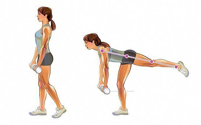 Tập gym có thể cải thiện vóc dáng xiêu vẹo do ngồi sai cách - Hình 4