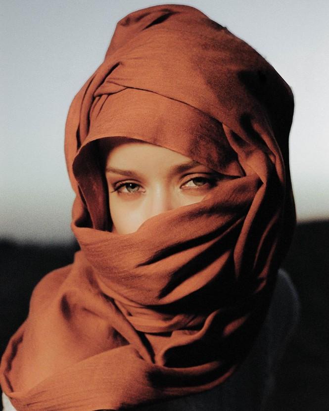 Vẻ đẹp thiên thần của nàng mẫu Na Uy Frida Aasen - Hình 12