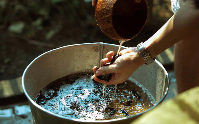 Thời chưa có xà bông, cung tần mỹ nữ làm sạch da đủ chiêu, dùng thứ tẩy rửa khó tin - Hình 6