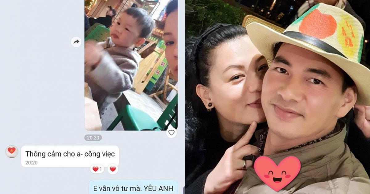 Tin nhắn hé lộ về người vợ đằng sau Giám đốc Nhà hát Kịch Việt Nam Xuân Bắc