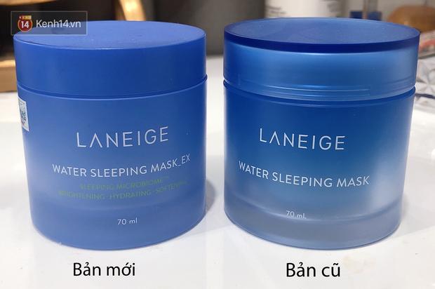 Dùng thử mặt nạ ngủ quốc dân Laneige bản mới, mình kết luận: Tốt và lành hơn bản cũ gấp mấy lần - Hình 1