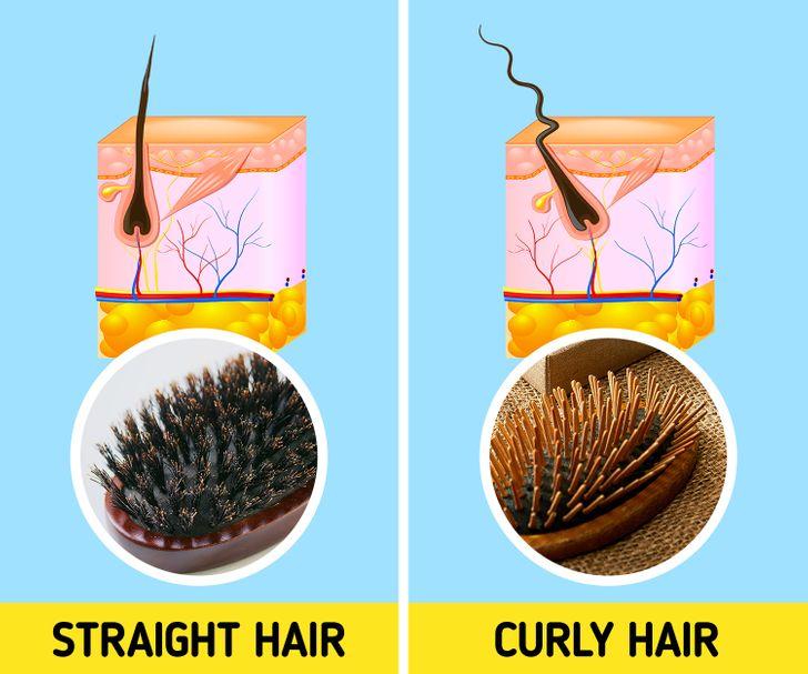 7 sai lầm khi chải khiến tóc hư tổn nặng nề - Hình 3