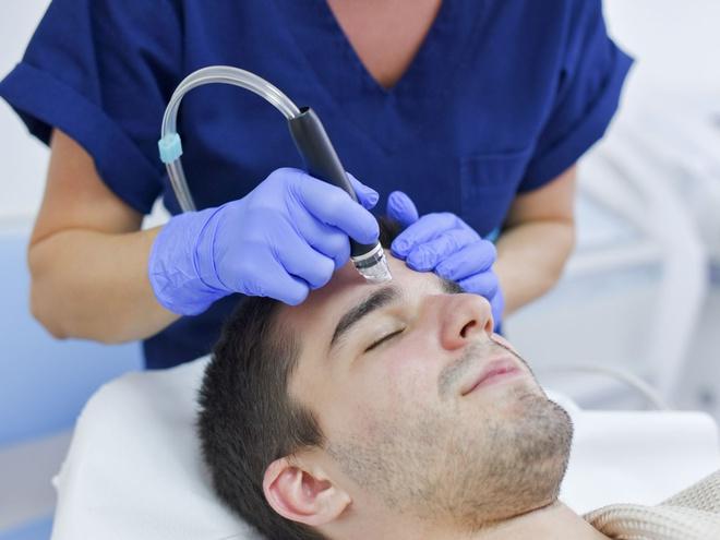 Bí quyết giúp nam giới ngăn ngừa sẹo mụn - Hình 7