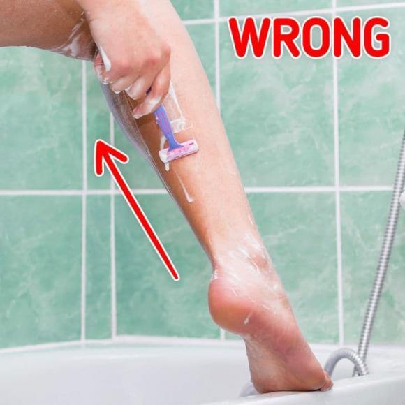 6 sai lầm khi dùng dao cạo lông, có thể làm tổn thương da của bạn - Hình 6