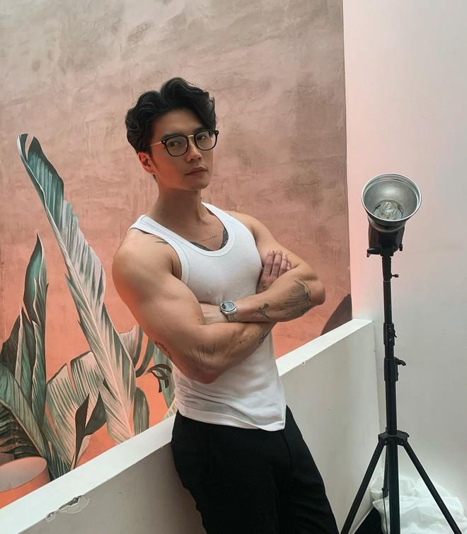 Bí kíp giúp người tình tin đồn của Ngô Thanh Vân sở hữu body 6 múi - Hình 7