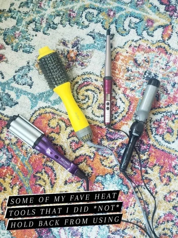 Nàng BTV biến tóc từ xơ rối do uốn nhuộm quá nhiều thành suôn mượt bồng bềnh chỉ nhờ 7 tips đơn giản - Hình 8