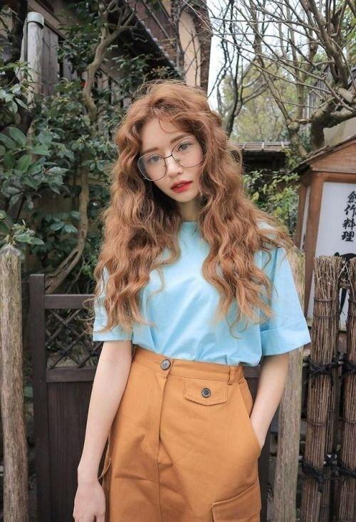 1001 kiểu tóc xoăn gợn sóng vừa xinh vừa sang giúp nàng lên đời nhan sắc, tự tin đón Tết - Hình 7