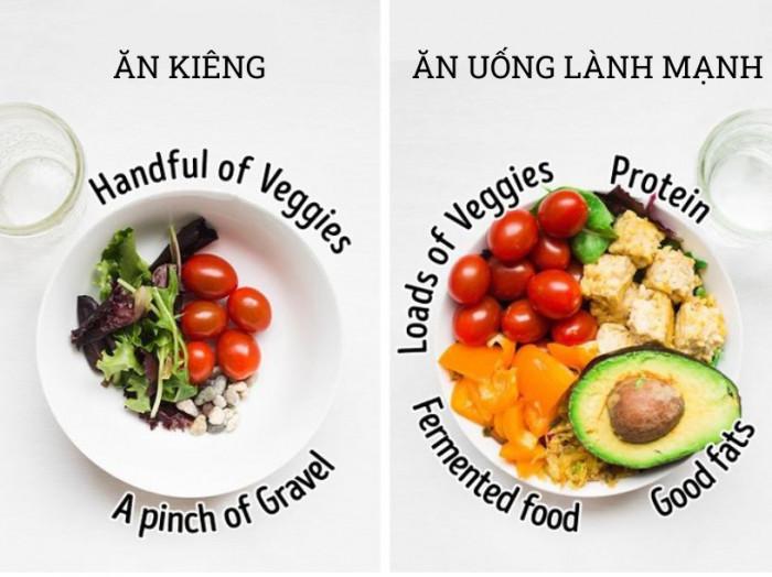 Hơn 20 ngày nữa đến Tết, học ngay mẹo ăn kiêng cực đỉnh giữ dáng - Hình 1