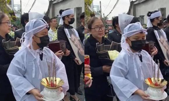 Vợ hai Vân Quang Long gọi mẹ chồng là BÁC, khóc nghẹn nói lời xin lỗi - Hình 1