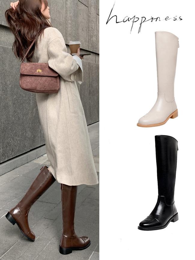 Zara đang sale boots tới 70%, áo len 50%: Chị em mau tranh thủ sắm ngay để diện Tết đẹp hết ý - Hình 9