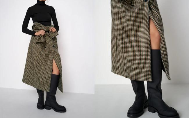 Zara đang sale boots tới 70%, áo len 50%: Chị em mau tranh thủ sắm ngay để diện Tết đẹp hết ý - Hình 6
