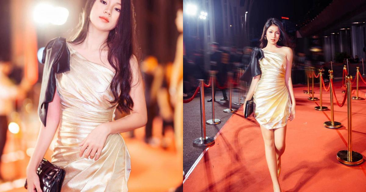 Con gái 16 tuổi của Lưu Thiên Hương gây chú ý khi hội tụ đủ sắc vóc