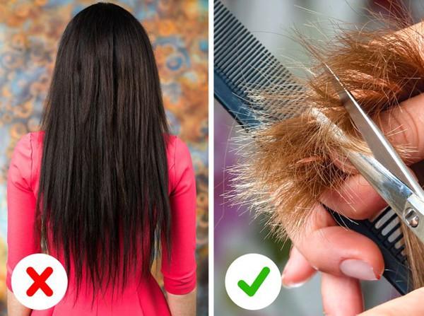 10 thói xấu khiến chị em rụng tóc, hói đầu - Hình 6