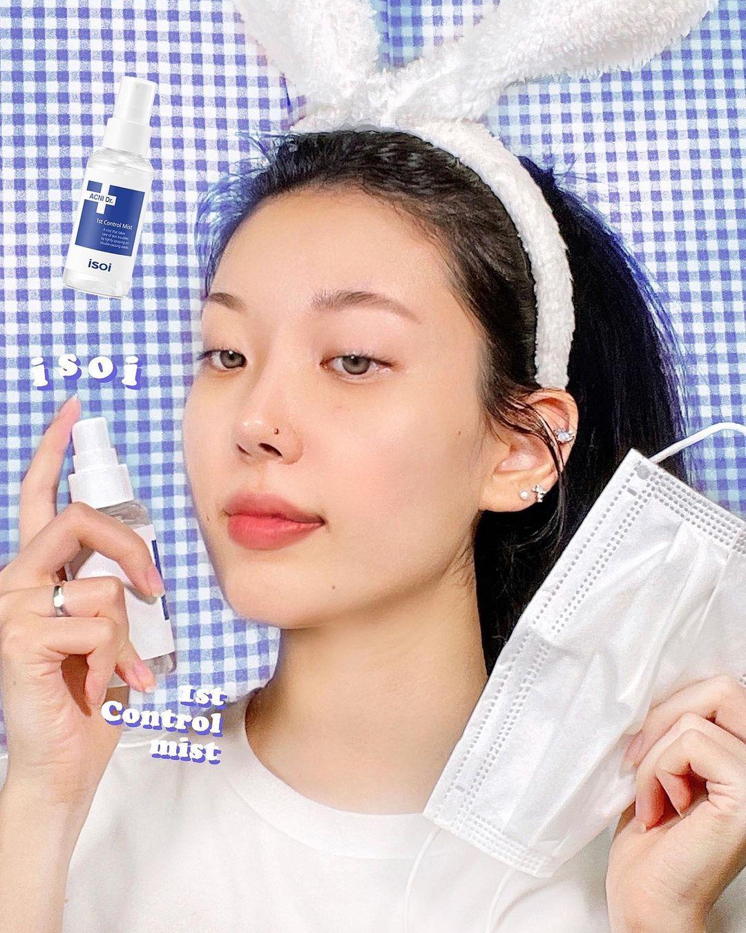 Áp dụng 4 tips này khi rửa mặt, đến Tết, da sẽ mịn căng, lỗ chân lông cũng nhỏ mịn hẳn - Hình 2