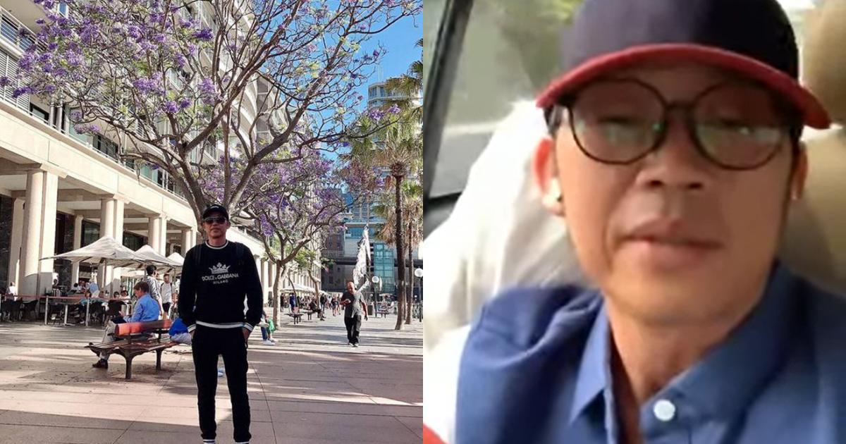 Bị con trai bắt gọi tên khi đang livestream, Hoài Linh: Gọi cả đời rồi chưa ớn hả mày?