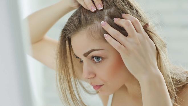 Cách ngăn ngừa lão hóa tóc - Hình 2