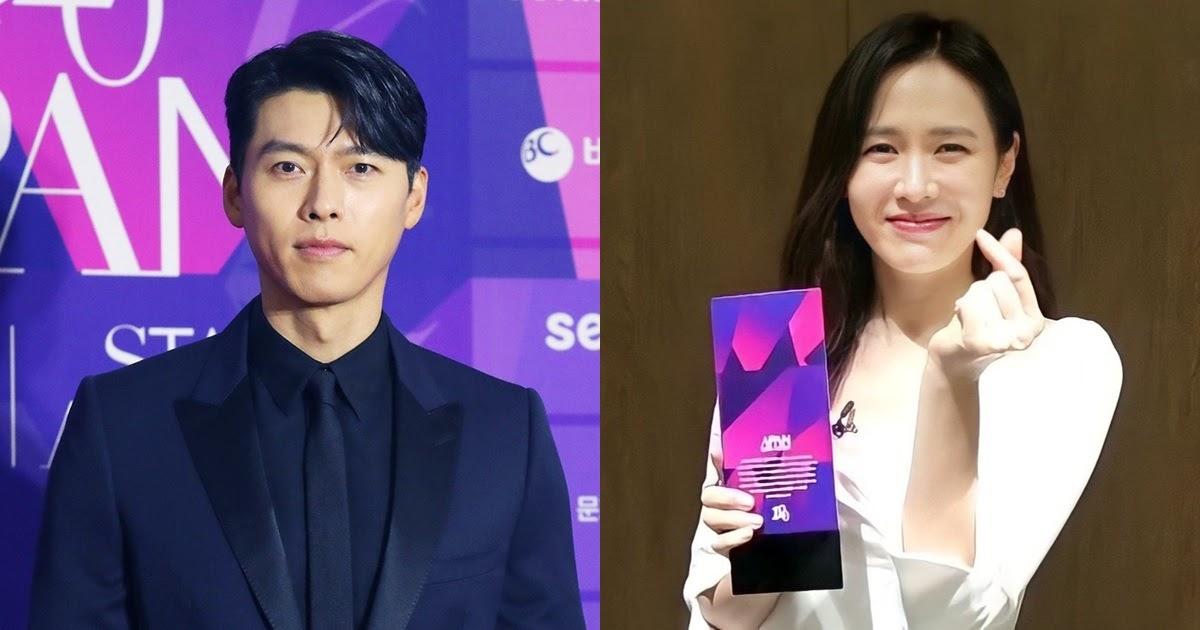 """Người hâm mộ thất vọng khi Hyun Bin và Son Ye Jin """"đường ai nấy đi"""" trên thảm đỏ Apan Star Awards 2020"""