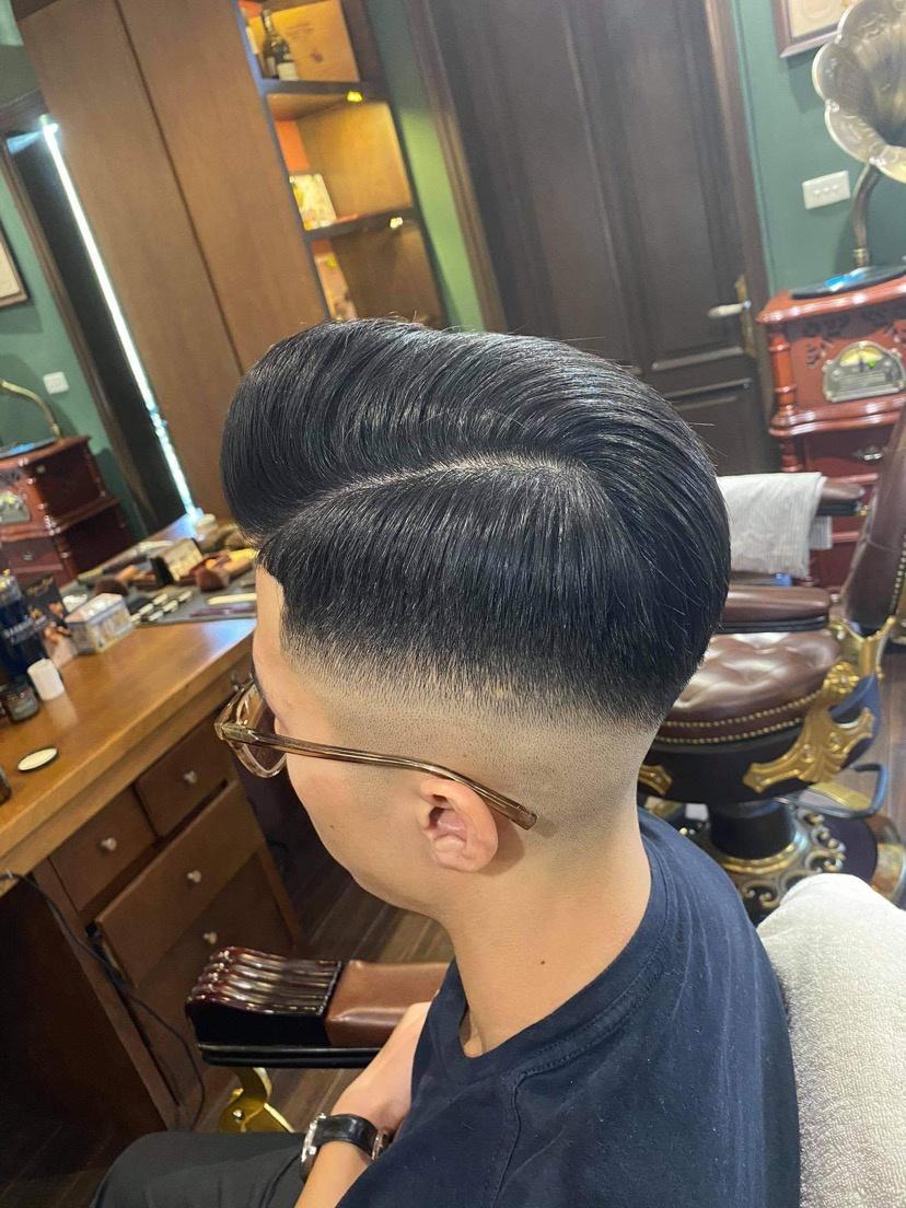 Mốt cắt và nhuộm tóc nam dịp Tết - Hình 4